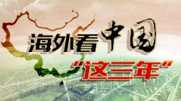 海外看中国这三年