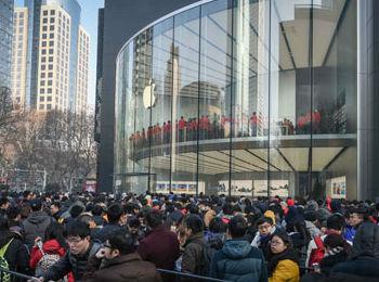 美报:苹果公司接受中国安全审查 迎来市场大丰收