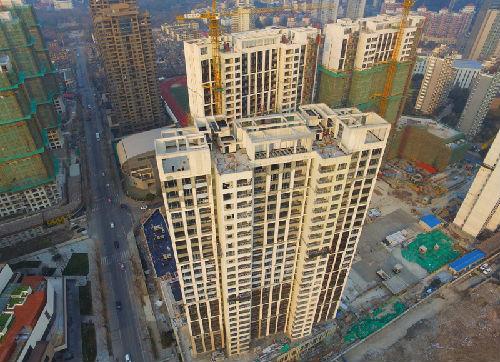 台媒:京沪深三地房价涨疯 500万房子已不算豪宅