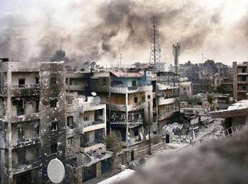 圣诞节结束战斗?德媒称叙军攻占阿勒颇重要城区