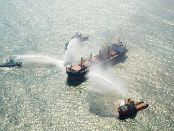 法媒称中国东盟举行海上联合搜救演练:南海局势缓和