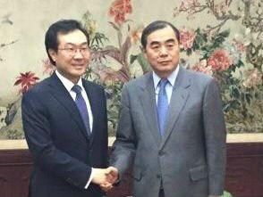 外媒称中韩商定共促半岛无核化:确认将和平解决朝核问题