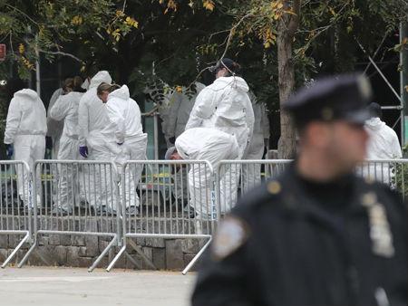 外媒揭秘纽约恐袭案嫌犯:抽签获美绿卡 作案后竟表
