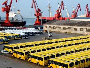 日媒:中国企业收益进一步增长 资源类企业领跑