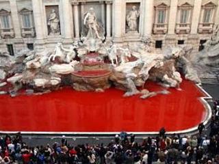 """喷泉在""""流血""""!能带来好运的它遭遇了什么"""
