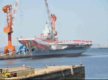 技术水平超过美国!港媒称第二艘国产航母动力系统获突破