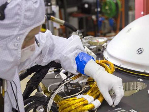 俄媒:全球逾200万人申请将姓名送上火星