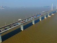 港珠澳大桥主体工程如期具备通车条件