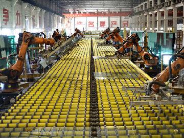 美媒称中国新年工业增长将保持强劲:经济发展预期乐观