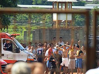 巴西监狱内帮派斗争致9死