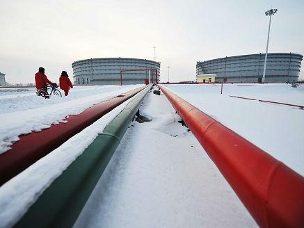 俄媒关注中俄原油管道二线工程正式运营:年供油量翻一番