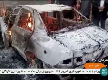 """伊朗谴责外部势力煽动抗议:某些国家在发动""""代理人战争"""""""
