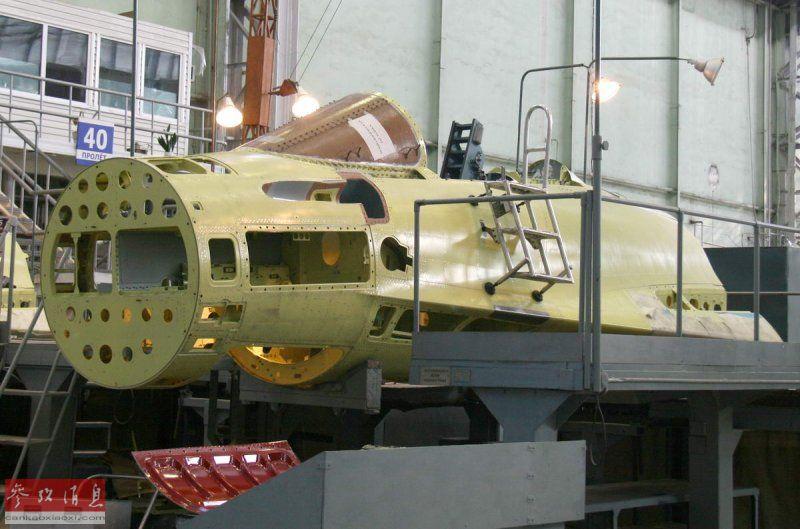91年历史!看传奇老厂如何组装苏-35S