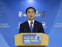 韩国统一部提议9日举行韩朝高级别会谈