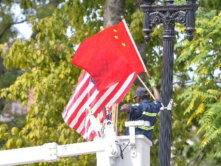中国崛起意味美国衰落?美媒:二者可共存共荣 世界一同受益