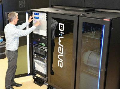"""日媒:中美领跑量子计算机应用 """"未来大脑""""竞争拉开序幕"""