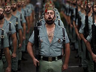 西班牙精英部队陷肥胖危机