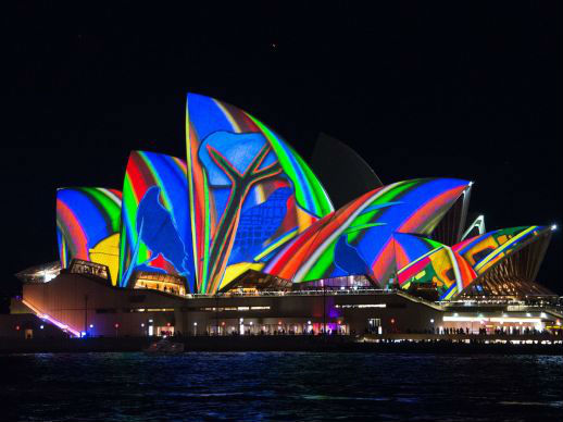 澳媒称中国游客赴澳不再跟团:自驾与露营人数急剧增多