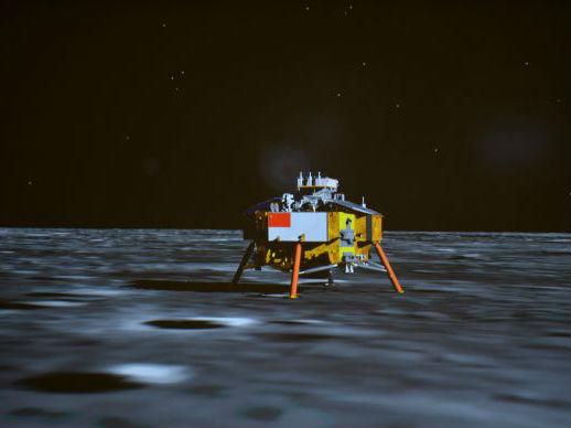 中国计划2018年登月 美媒:将成为首个登陆月球远端国家