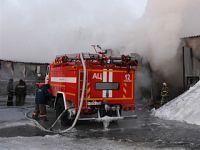 俄一鞋厂起火致包括中国人在内多人死亡