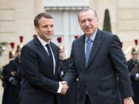 土耳其总统埃尔多安访问法国