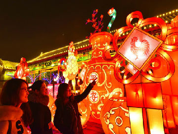 港媒称内地拉开春节游大幕:超5万人预订春节旅游产品