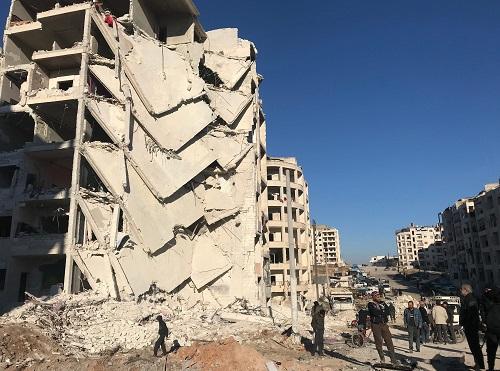 84123.com金沙国际:叙政府猛攻叛军手中最后地盘__外媒:决心恢复对全国控制