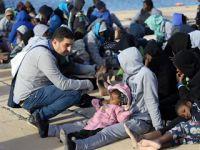 近300名非法移民在利比亚西部海域获救