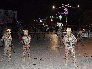 巴基斯坦西南部发生炸弹袭击7人死亡