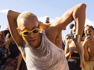 南美举办第一届非洲朋克节