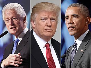 美国历任总统日程安排迥异