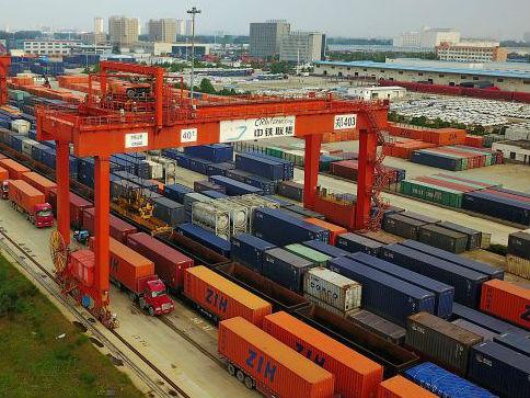 """日媒:日欧货运启用新方案 搭中欧班列走""""一带一路"""""""