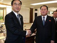 韩朝高级别会谈结束 多个事项达成一致