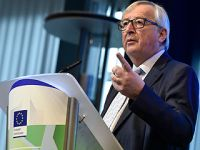 容克呼吁欧盟成员国增加预算分摊份额