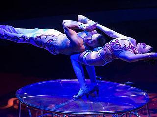 布达佩斯国际马戏节开幕