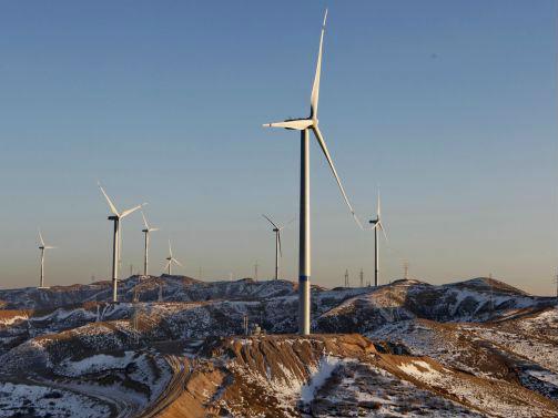 英媒:中国可再生能源投资全球最多 将成该领域技术领跑者