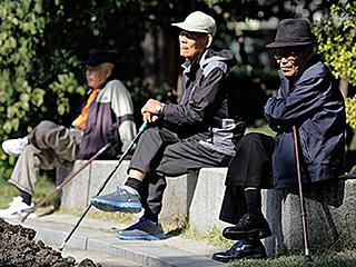 到2035年首尔1/4人超65岁