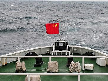 日本炒作中国潜艇首航钓岛海域 中国国防部:日方颠倒黑白