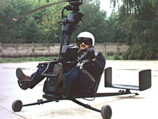 苏联曾研袖珍直升机可从潜艇发射!