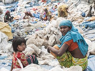 欧洲垃圾为何在亚洲堆积?