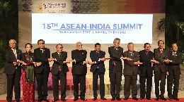 锐参考 |红毯都铺好了,印度要拉拢东盟抗衡中国?却遭到这样的嫌弃
