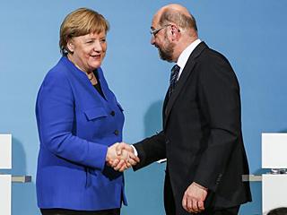 德国组阁试探性对话各方达成原则一致