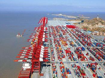 扭转连续两年下滑 中国外贸去年实现两位数增长