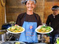 越南胡志明市举办国际美食节
