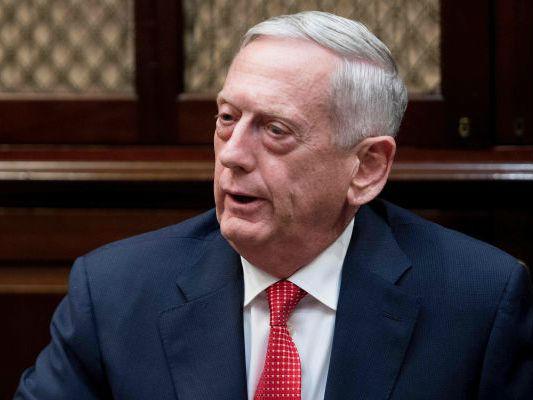 外媒:美军方称国防部长马蒂斯拟春季访华