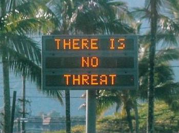 """夏威夷误发警报上演""""导弹惊魂"""":民众吓哭 顶床垫躲浴缸"""