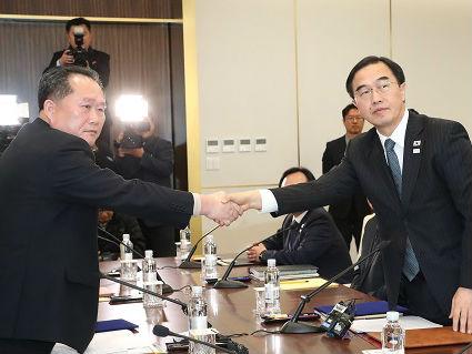 日媒称朝鲜答应参加冬奥会韩国却犯了难:如何入境成难题