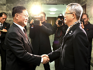 朝韩就朝方艺术团访韩达成一致