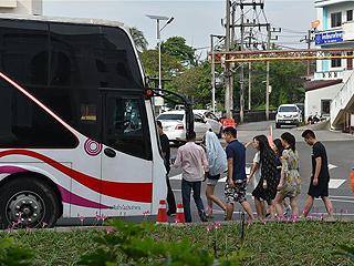 在泰国受伤的中国游客无生命危险