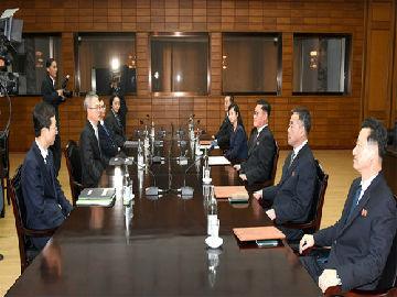 朝韩讨论朝艺术团亮相平昌冬奥会 牡丹峰团长玄松月在列